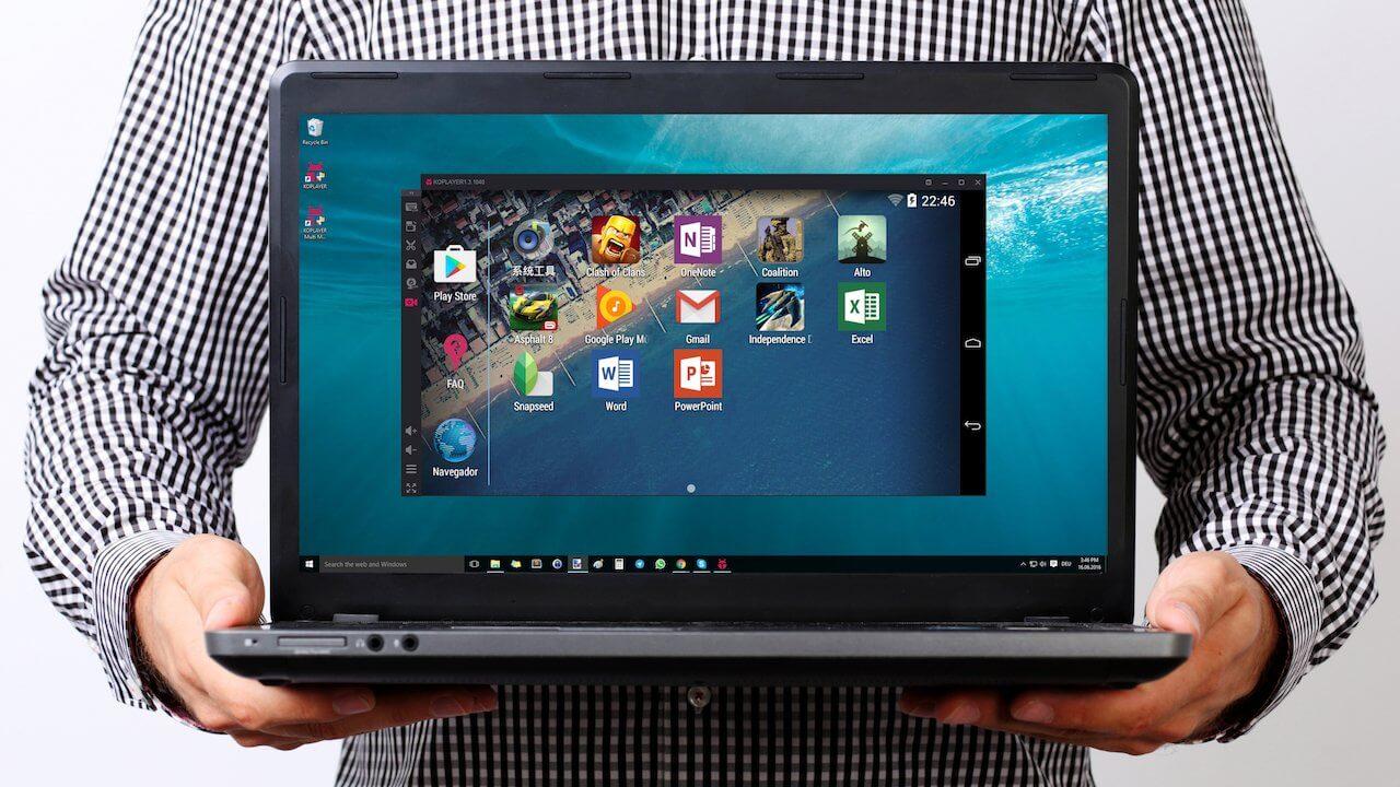 KOPLAYER Android Emulatorfor PC