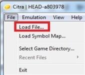 Citra Nintendo 3DS Emulator
