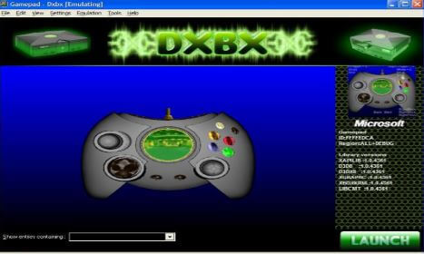 Playing Xbox Games on Computer With Dxbx