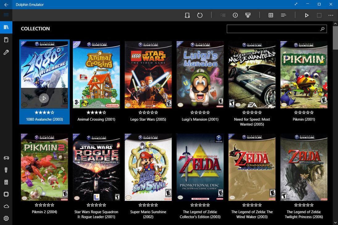 Special Emulator for Nintendo GameCube and Wii - Emulatordesk.com