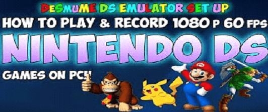Emulation Nintendo DS with – DeSmuME - Emulatordesk com