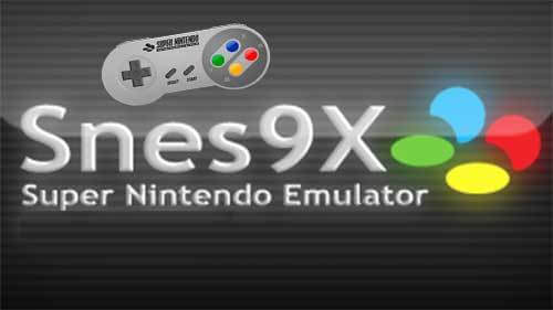 Free SNES9x 1.53 Emulator for PC
