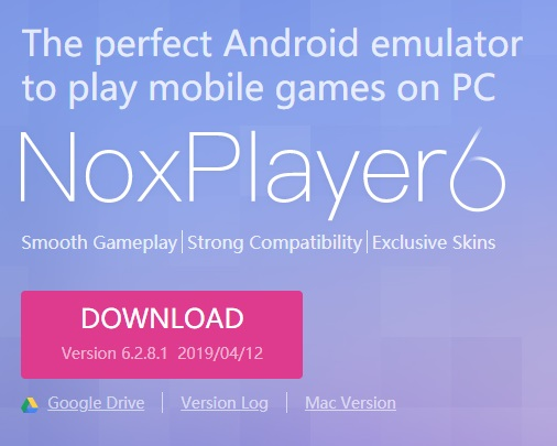 Installing and Setting Up Nox Player